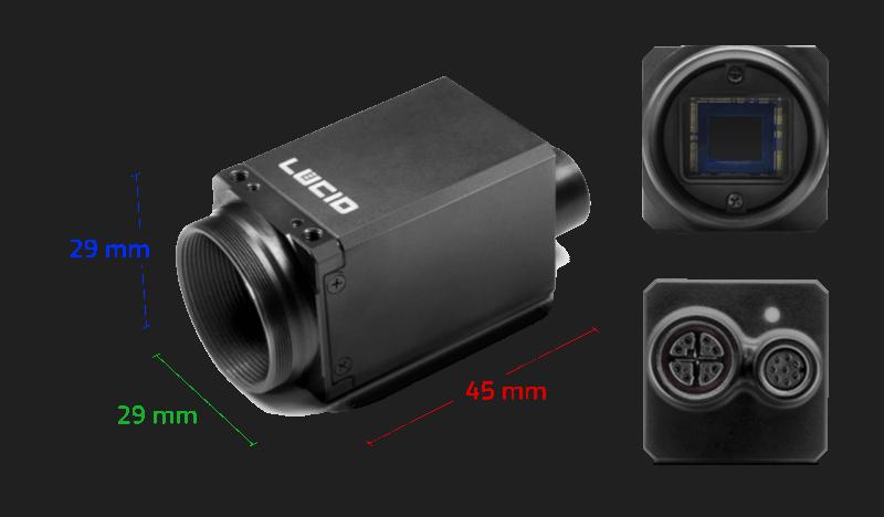 CRI JOLANTA - Camera Lucid Triton TRI004S-C
